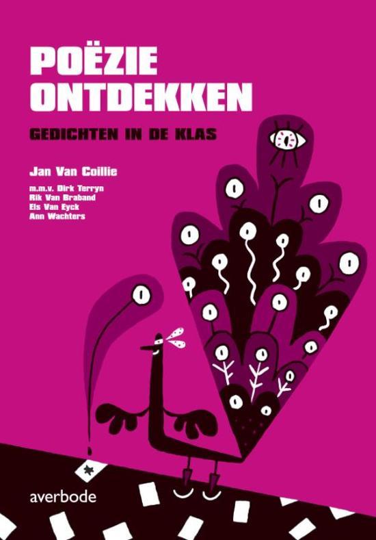 Cover van het boek 'Poezie ontdekken - met duizend blote ogen' van Terryn van braband