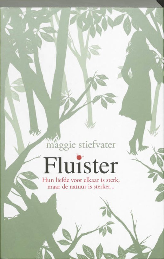 Image result for fluister maggie stiefvater