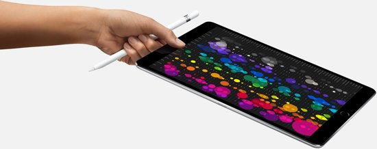 Apple iPad Pro 10,5 inch 256 GB Wifi Silver