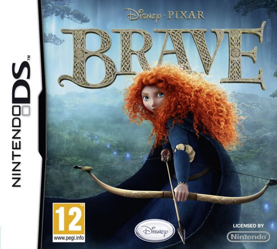 Brave, The Video Game  NDS