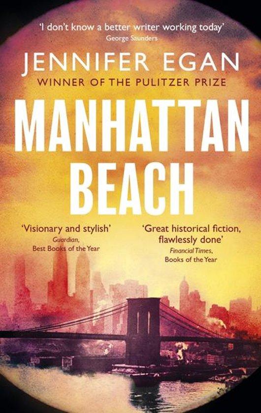 Manhattan Beach (ebook), Jennifer Egan