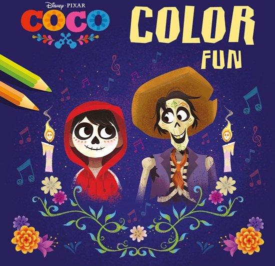 Disney Color Fun Coco