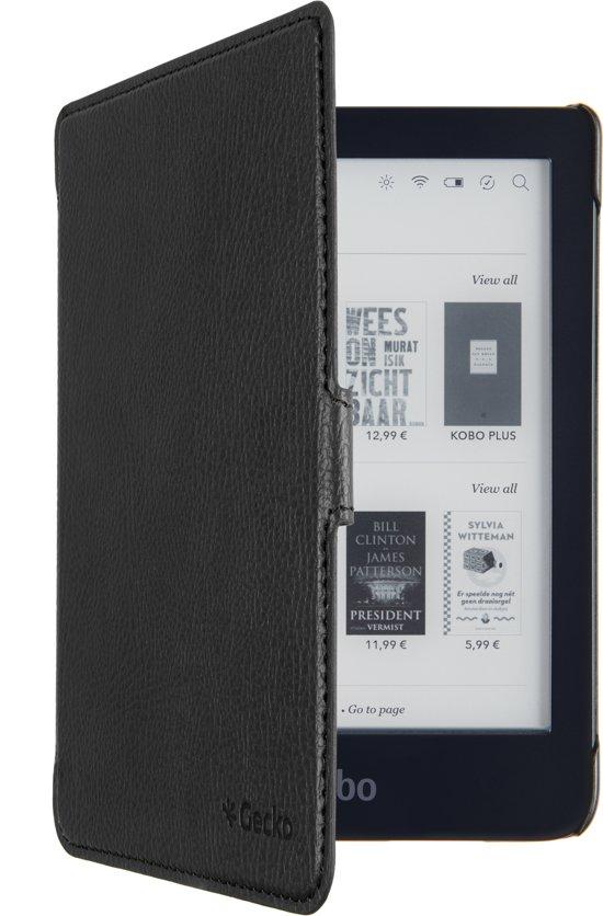 Gecko Covers - Slimfit Sleepcover voor Kobo Clara HD - Zwart