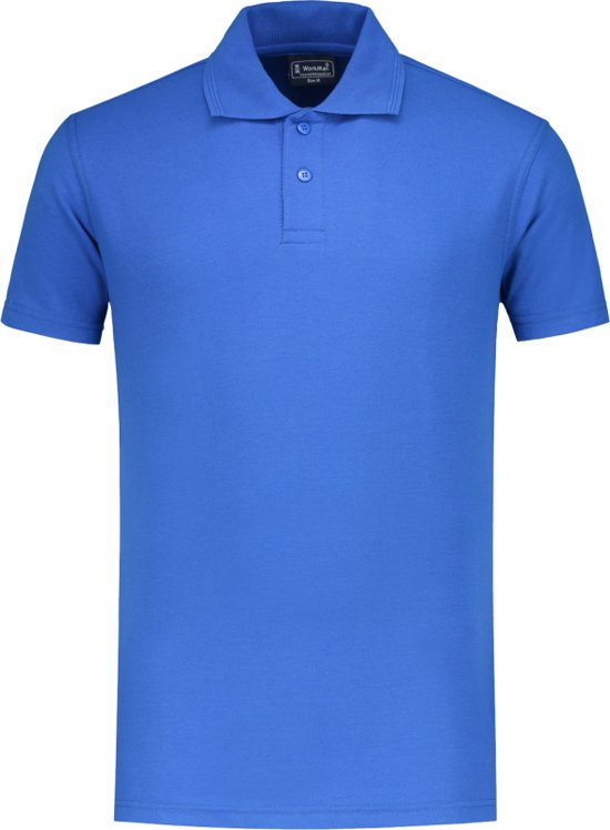 Workman Poloshirt Outfitters - 8104 royal blue - Maat 2XL