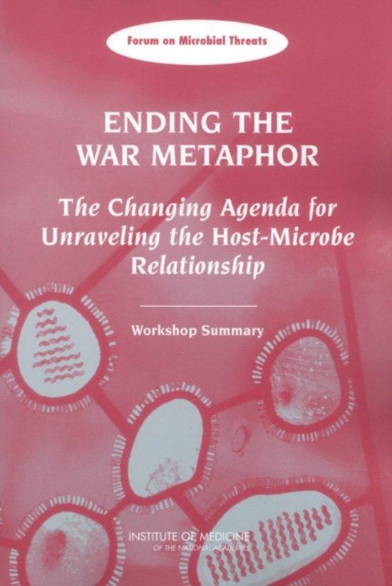 Ending the War Metaphor