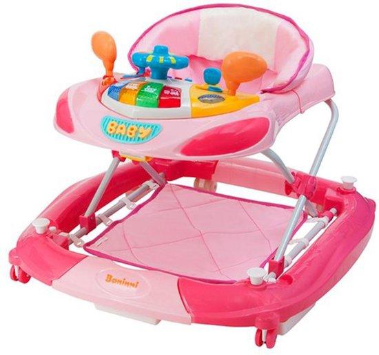 Bolcom Baninni Rosco Loopstoel Pink