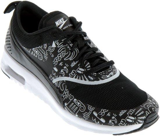 best sneakers 78606 e3359 Nike Sneakers - Maat 39 - Meisjes - zwartwit