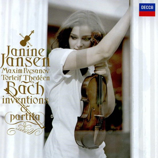 Bach - Inventions & Partita