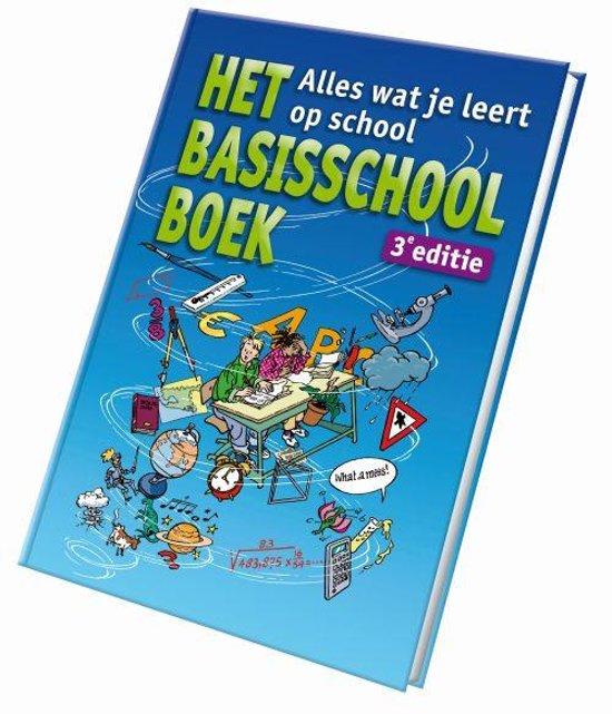 Afbeelding van Het basisschoolboek
