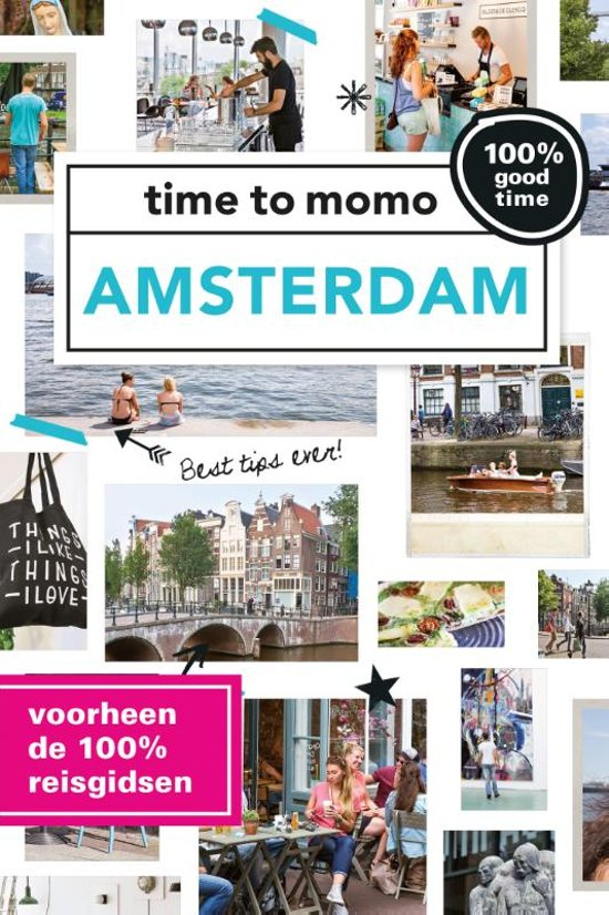 Time to Momo Reisgids Amsterdam