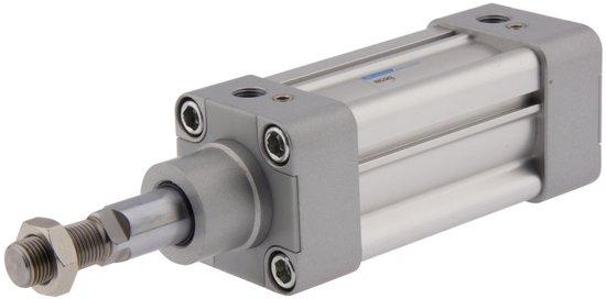 63-250mm Dubbelwerkende Cilinder Magnetisch/Demping ISO-15552 MCQI2 - MCQI2-11-63-250M