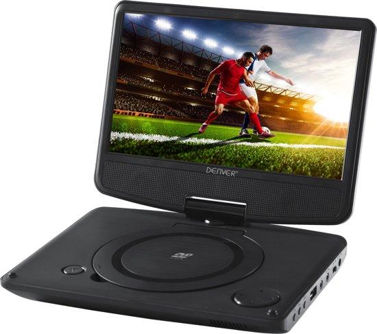Denver MT783NB - Portable DVD-speler - 7 inch - Zwart