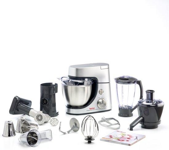 Tefal New Masterchef Gourmet QB505D - Keukenmachine