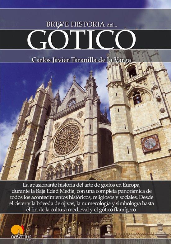 Bolcom Breve Historia Del Gótico Ebook Carlos Javier Taranilla