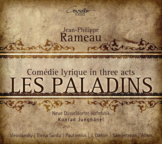 Les Paladins: Comedy Lyrique In 3 A