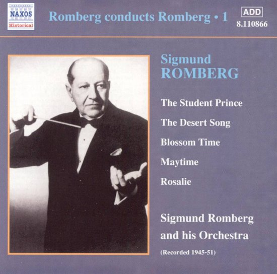 Romberg Conducts Romberg.1