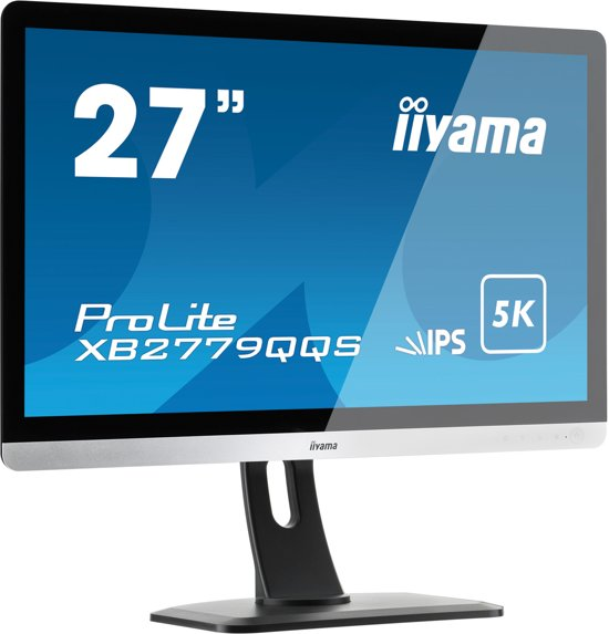 Iiyama ProLite XB2779QQS-S1 - 5K IPS Monitor