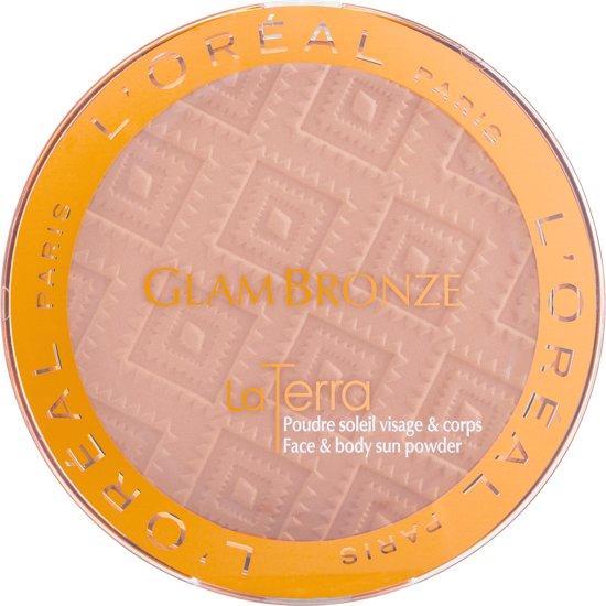 L'Oréal Paris Glam Bronze La Terra - 01 Portofino - Bronzer