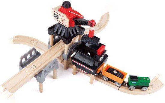 Hape Lift & Load Mining Treinset