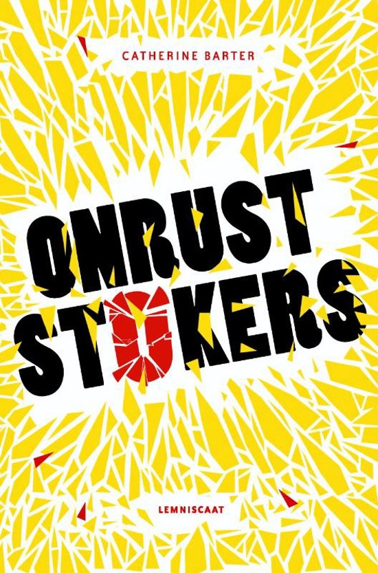 Onruststokers by Catherine Barter