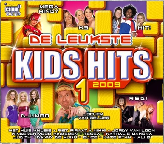 Leukste Kids Hits 2009 Vol. 1