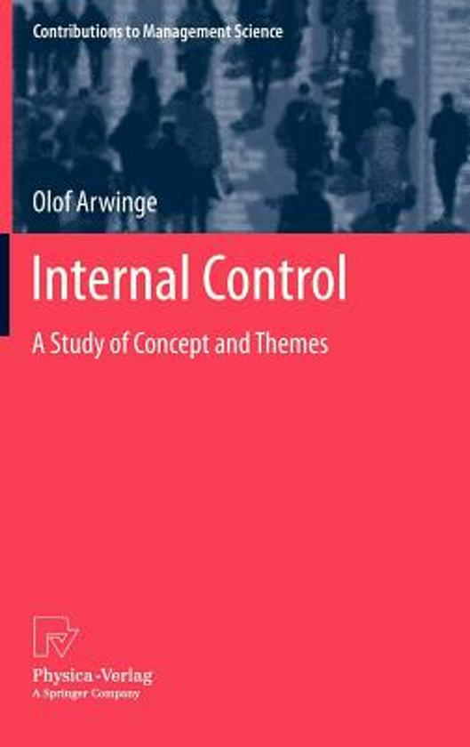 system of 'internal control i c This study is endeavoured to examine the internal control system of ghana cocoa board the study particularly investigated the internal control effectiveness of the five subsidiaries of.