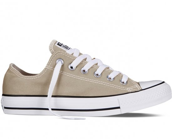 2b39d6b660f Converse All Star Ox Seasonal 14739C - Sneakers - Unisex - Maat 46 - Beige