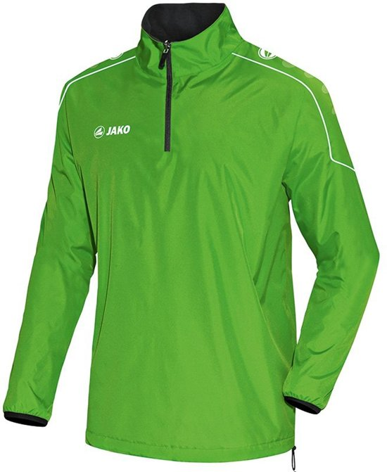 Jako - Reversible sweater Team Senior - zachtgroen/zwart - Maat XL