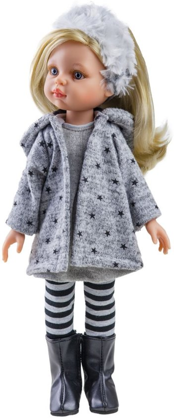 Paola Reina Pop Amigas Claudia winter (32cm)