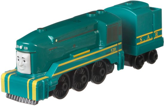Thomas de Trein Adventures Grote Spoorbaan Shane - Speelgoedtreintje