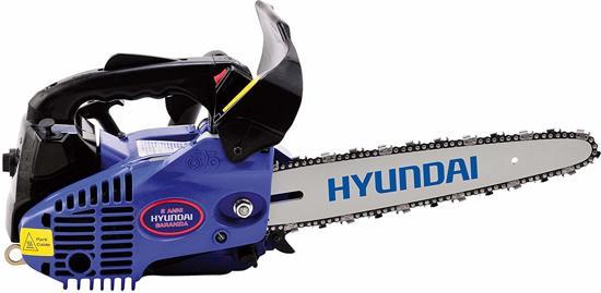 Hyundai  kettingzaag carving / automatische zaag – 25,4 CC benzine motor