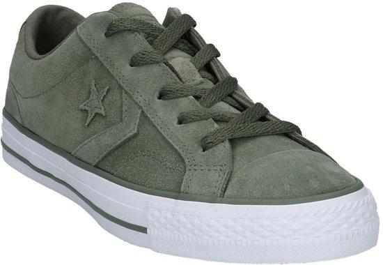 e2f10e20413 Maat Dames Groen;groene Gekleed Sneaker Submarine Star Olive Laag Converse  Player Ox 39 qHBwBRT