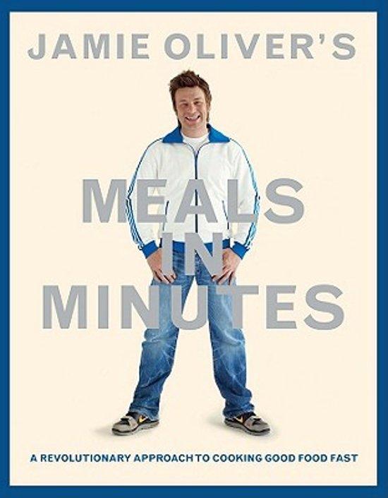 Afbeelding van Jamie Olivers Meals in Minutes