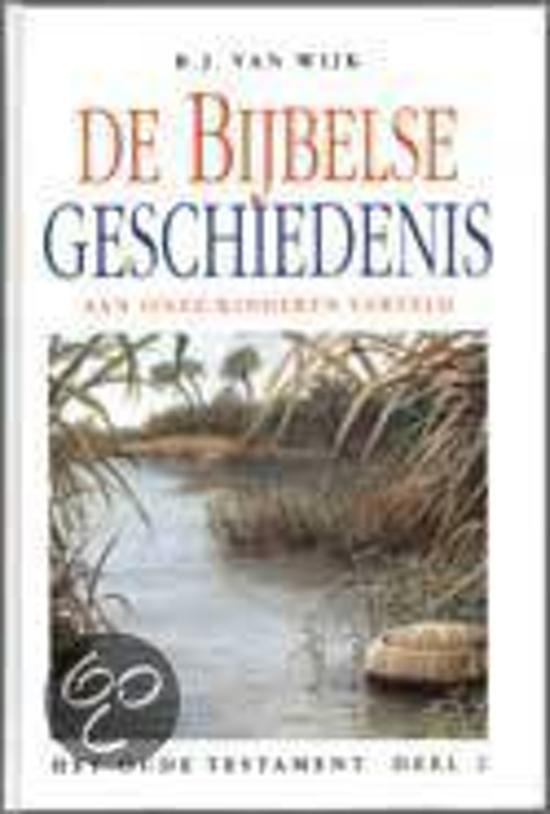 Bijbelse geschiedenis ot 2 - B.J. van Wijk |