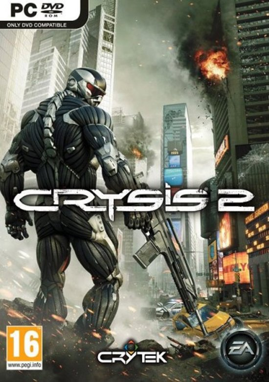 Crysis 2 - Windows
