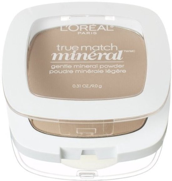 Loreal True Match Mineral Powder - N1-2 Soft Ivory