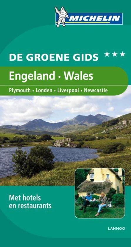 De Groene Reisgids - Engeland - Wales