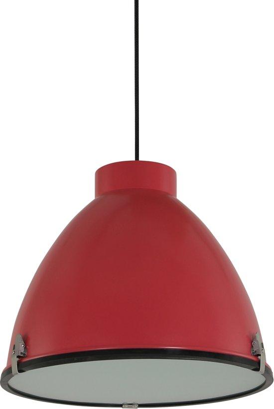 Industriële Hanglamp - Fabriekslamp - Lumidem Mando - Roze