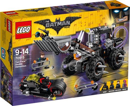 LEGO Batman Movie Two-Face Dubbele Verwoesting - 70915