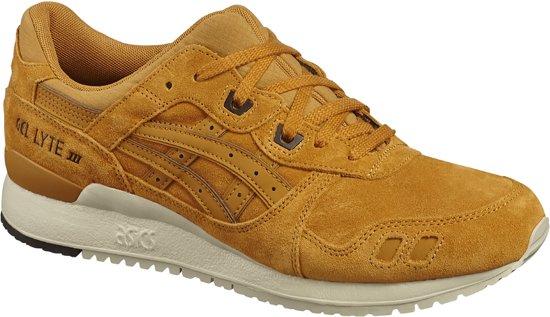 Asics Gel Lyte III HL7U2 3131, Mannen, Geel, Sneakers maat: 40.5 EU
