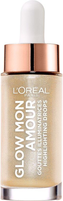L'Oréal Paris Glow Mon Amour Highlighting Drops - 01 Sparkling Love