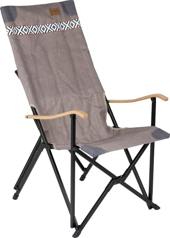 Bo Camp Vouwstoel.Bo Camp Urban Outdoor Vouwstoel Camden Taupe