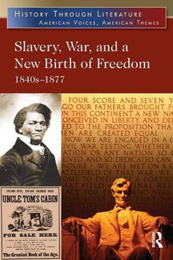 slavery in the 1840s essay
