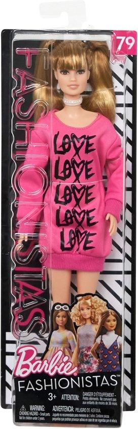Barbie Fashionistas  Wear Your Heart - Tall - Barbiepop