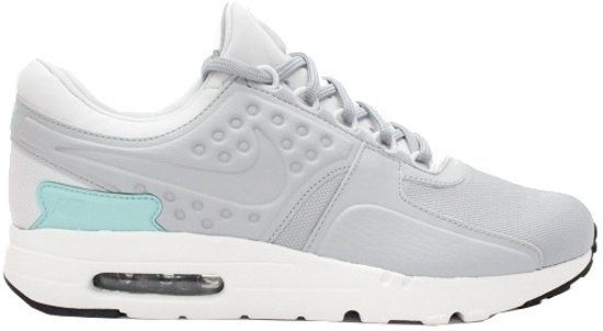 1bffd1f5fe7 bol.com | Nike Sneakers Air Max Zero Sneakers Heren - grijs/mint ...