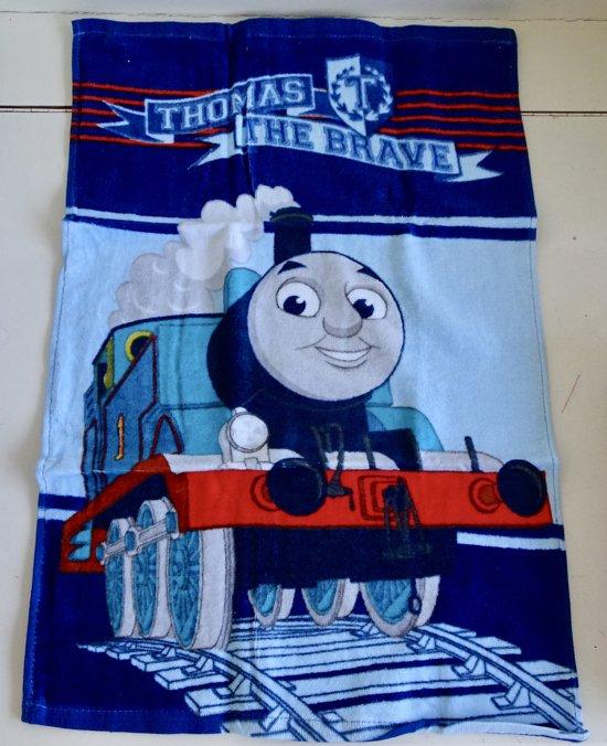 Kleine handdoek van Thomas de Trein, 40 x 60 cm