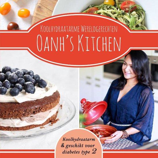 Boekomslag voor Oanh's Kitchen - Koolhydraatarme Wereldgerechten