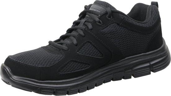 Sneaker Lightweight Memory 40 Foam Heren Skechers Zwarte Maat nAgBOtx