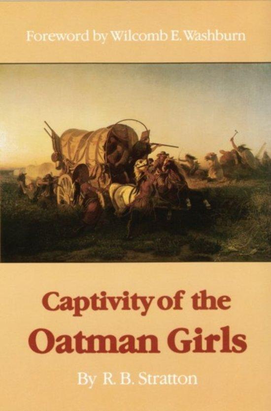 olive oatman and captivity narrative