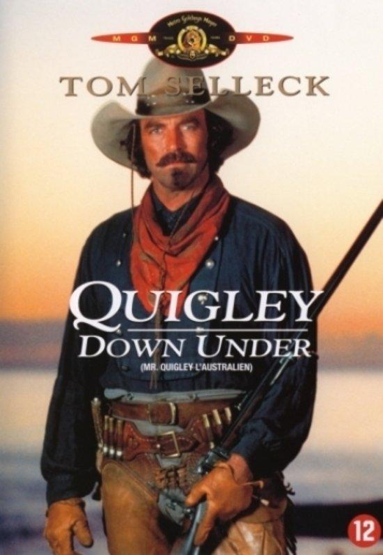 Cover van de film 'Quigley Down Under'